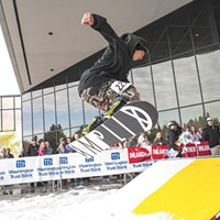 Snowlander Expo + PowderKeg 2015