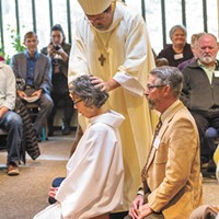 Extraordinary Ordination