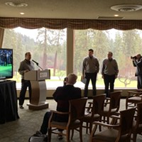 Spokane Country Club purchased by Kalispel Tribe; renamed Kalispel Golf and Country Club