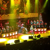 CONCERT REVIEW: Brian Setzer Orchestra makes an extra day of Christmas well worth it