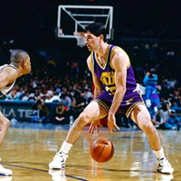 ESPN ranks Gonzaga's John Stockton as No. 3 point guard of all time