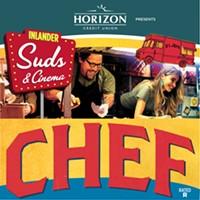 Suds and Cinema: Chef