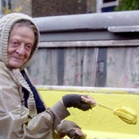 FILM: <i>The Lady in the Van</i> offers an irresistible, irascible Maggie Smith