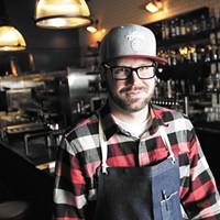 Meet Your Chef: Shaun Chambers