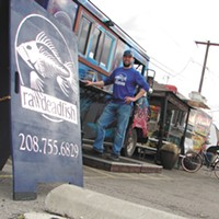 North Idaho's Best Food Truck