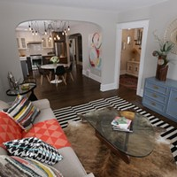 A South Perry home flip is featured in an HGTV pilot airing this weekend