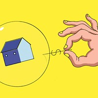 The Affordability Bubble