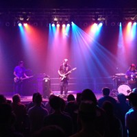 Concert Review: Built to Spill goes for no frills, but lots of guitar heroics in Spokane