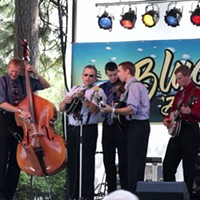 Medical Lake bluegrass festival returning with more folky tunes