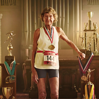 "Spokane's ""Iron Nun"" Sister Madonna Buder featured in new Nike commercial"
