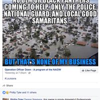 Spokane deputy's post about Black Lives Matter sparks debate among local law enforcement