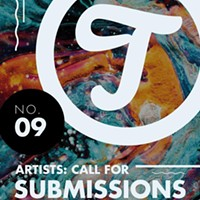 Submissions for Terrain 9 are open; artists have one week left to submit