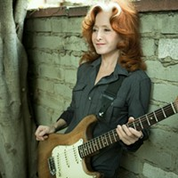 CONCERT REVIEW: Bonnie Raitt gives Spokane something to talk about