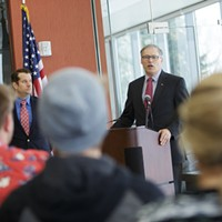 Inslee's Next Step