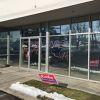 No, the graffiti on the Spokane GOP headquarters is not a hate crime