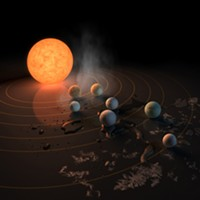 """New"" planets discovered, city still mum on street director ouster and other news"