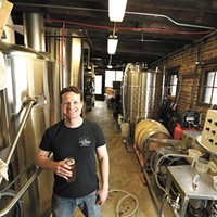 Meet Your Brewer: Little Spokane Brewing's Joe Potter