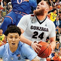 Zags make cover of Sports Illustrated March Madness issue—see it here