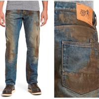 Chemicals in the water at Fairchild, $425 for pre-muddied jeans, and morning headlines