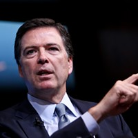 FBI director learns from TV news that he's fired, Hanford tunnel partially collapses, and morning headlines