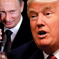 Putin offers to help Trump, ex-Cougar acquitted of assault charges, and morning headlines