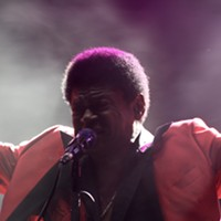 Dispatch from Sasquatch!: the great Charles Bradley is back!