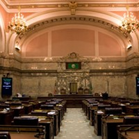 Still no capital budget in Olympia, Senate vote on GOP health care bill uncertain, and morning headlines