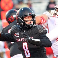 Eagles picked to finish 2nd in Big Sky; quarterback Gage Gubrud preseason choice for offensive MVP
