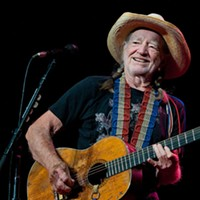 CONCERT REVIEW: Willie Nelson remains a legend, and Kacey Musgraves could be one in the making
