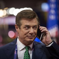 Manafort's Home Searched as Part of Mueller Inquiry