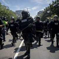Can Police Prevent the Next Charlottesville?
