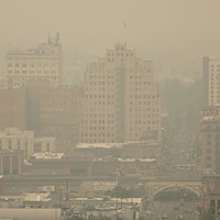 Air quality in Spokane is 'hazardous,' Trump to end DACA, and morning headlines