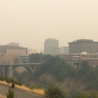 House of Charity encourages folks to come inside, as Spokane air quality is dangerous for all