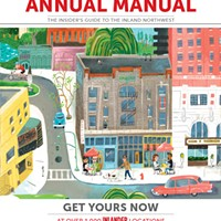 <i>Inlander</i>'s new <i>Annual Manual</i> now available at more than 1,000 locations