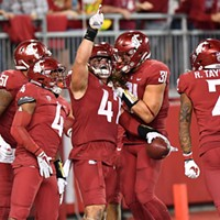 MONDAY MORNING PLACEKICKER: A Cougar comeback for the ages