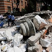 Powerful Earthquake Strikes Mexico, Killing Dozens