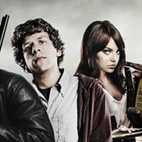 Our next Suds & Cinema film is <i>Zombieland</i>; your zombie costume could win you money