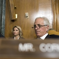 Trump Goes After Sen. Corker, Who Bites Back