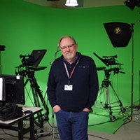 Teacher Feature: Scott Dethlefs gives students real-world video production experience at NEWTECH