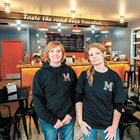 Mascot Pizza offers slices, sandwiches, salads and more from its East Spokane spot