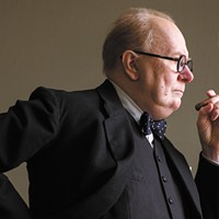 Gary Oldman anchors stirring, satisfying <i>Darkest Hour</i>