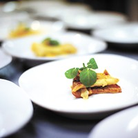 Regional chefs create menus featuring a single main ingredient for new pop-up dinner series