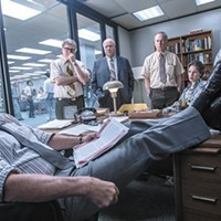 <i>The Post</i> transforms the black-and-white nature of journalism into riveting cinema