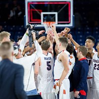 Tight games and huge road trip make for a different kind of February for Zags