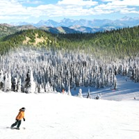 Bluebird days and goggle tans: Enjoy winter while it lasts
