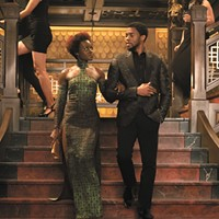 <i>Black Panther</i> expands Marvel's world with entertaining entry weightier than predecessors