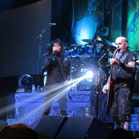 Anthrax shows age can't slow these thrash pioneers