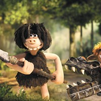 The caveman soccer comedy <i>Early Man</i> is the first misfire from British animation studio Aardman
