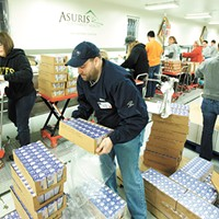 How Second Harvest uses your donations to feed the Inland Northwest