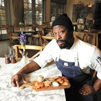 Meet Your Chef: Joseph Morris from Luna